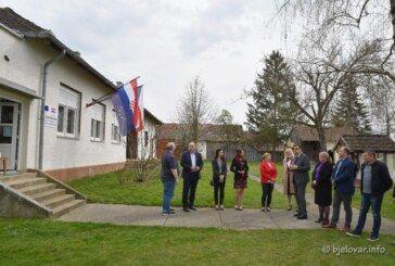 ŽUPANIJA – Kreće obnova 48 školskog objekta na području naše županije, obnavlja se škola u Donjim Sređanima