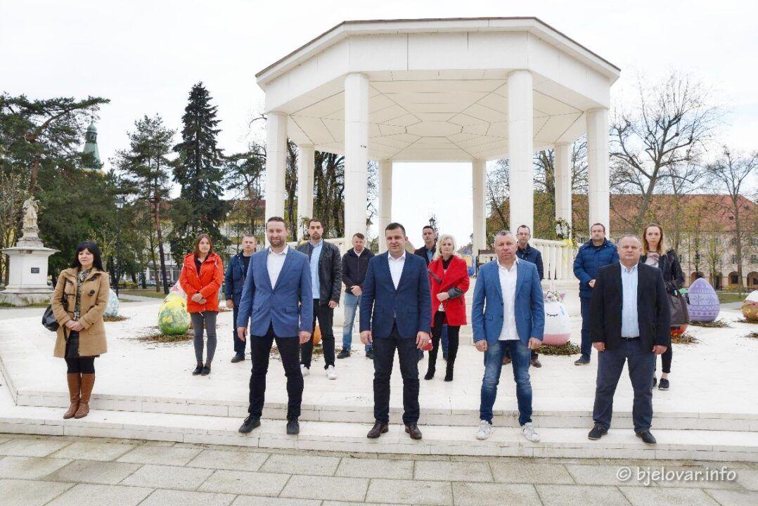 HSLS BBŽ podržao Marka Marušića za župana, predstavio svoje kandidate te program za koji će se zalagati