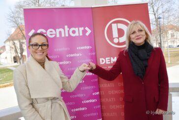 Bjelovar - Kandidatkinje za gradonačelnicu i zamjenicu gradonačelnice predstavile program za obrazovanje
