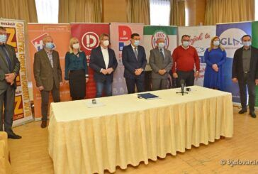 Kandidat za župana Damir Bajs ima veliku podršku - Okupio koaliciju od čak 9 stranaka