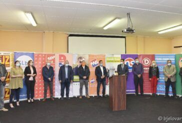 Tomislav Pavlečić predstavio kandidaturu za načelnika Općine Veliki Grđevac uz veliku podršku