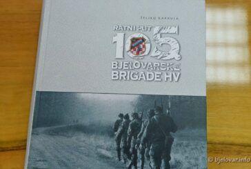 [ŽUPANIJA] Monografija 'Ratni put 105. bjelovarske brigade HV' - Sutra promocija monografije online - Pogledajte