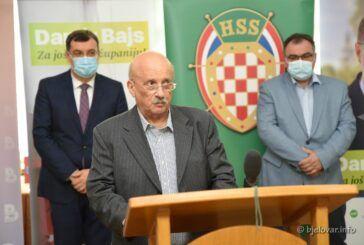 Aktualni načelnik Općine Veliko Trojstvo Ivan Kovačić kreće po sedmi mandat na predstojećim lokalnim izborima