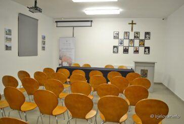 Kako će izgledati prostor za muzejski postav - Predstavljen projekt na Spomen području 'Barutana'