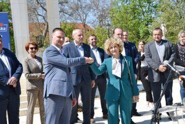 Stožer kandidata za župana Marka Marušića o priopćenju stranke Damira Bajsa
