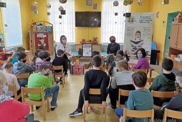 Na Dječjem odjelu bjelovarske Knjižnice obilježena Noć knjige u Godini čitanja