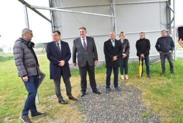 ŽUPANIJA Najavljen najveći poljoprivredni projekt - Distributivnicentar na prostoru Bjelovarskog sajma