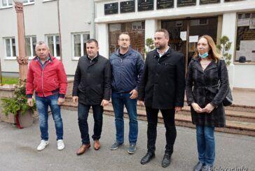 HSLS-ovi kandidati predali listu za Županijsku skupštinu: Želimo biti treća lista po snazi u Županijskoj skupštini