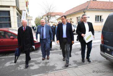 Damir Bajs predao kandidaturu za župana: U ovoj političkoj utakmici, idem s rezultatima, a ne plakatima i lažima