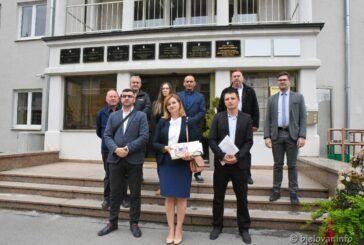 Kandidatkinja Domovinskog pokreta Dubravka Dragašević predala kandidacijsku listu s 3200 potpisa potpore