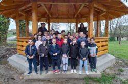 Nastavlja se uređenje sajmišta, poznatog okupljališta Čazmanaca - Otvoren novi drveni paviljon