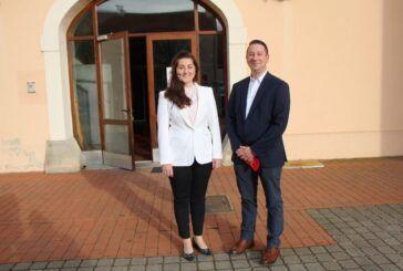 SDP-ova kandidatkinja za gradonačelnicu Antoneta Đokić predala potpise za kandidaturu