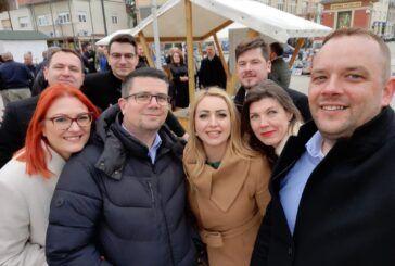 SDP-ovi saborski zastupnici dali podršku kandidatima u Bjelovarsko-bilogorskoj županiji