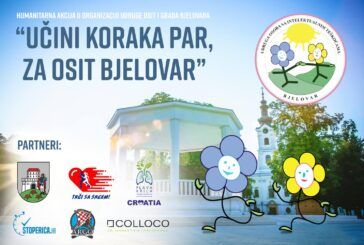 Humanitarna utrka 'Učini koraka par za OSIT Bjelovar' - Uključite se i vi!