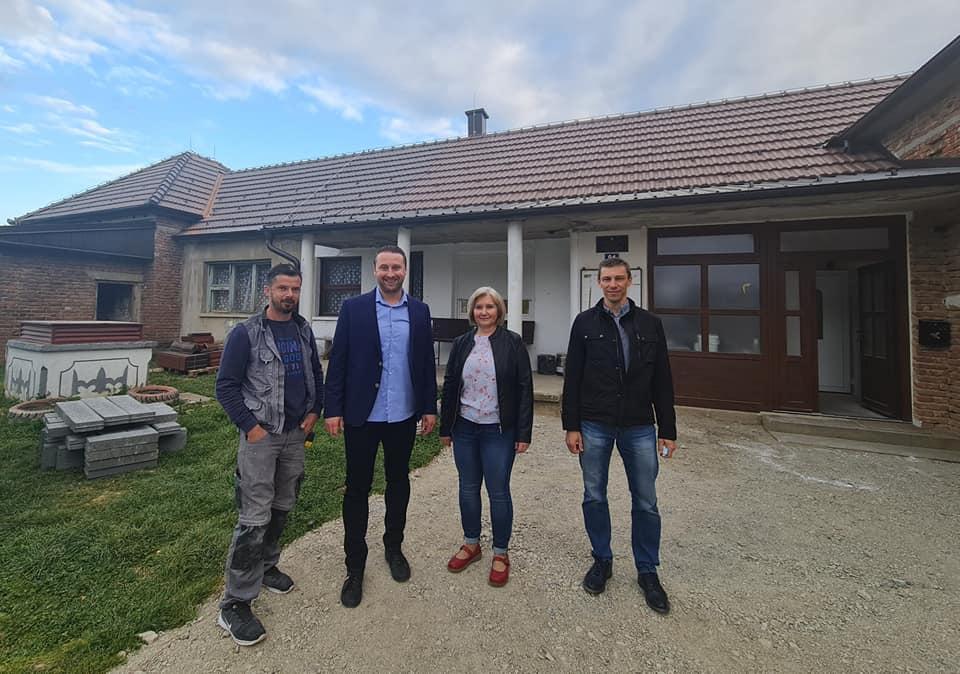 Grad Bjelovar nastavlja ulagati u prigradska naselja - Zamjenik gradonačelnika obišao 12 mjesnih odbora, nastavlja dalje!