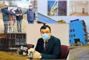 REZIME ŽUPANA DAMIRA BAJSA – Projekti u mandatu 2013.-2021