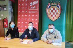 U Grubišnom Polju predstavljen izborni program SDP-a BBŽ: Dom za starije u svakom gradu županije
