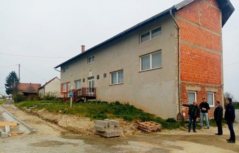 Grad Čazma: Uskoro uređenje vatrogasnog doma u Vagovini