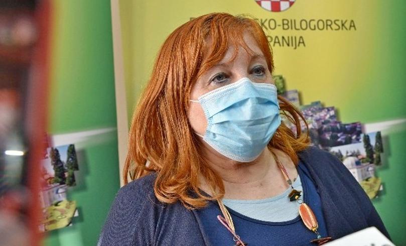 Bjelovarska epidemiologinja Vesna Grgić: Nadolazeće blagdane trebamo provesti u najužem krugu svoje obitelji