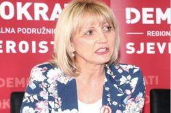 Bojana Hribljan: HDZ NE ZNA DRUGAČIJE NEGO BLATOM I LAŽIMA