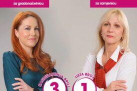 Kandidatkinja za gradonačelnicu Hajdinjak Prihić predstavila program za razvoj poduzetništva