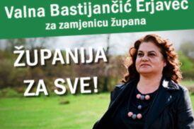 Izbori su pred vratima, pripremite se na vrijeme: Glasajte za ljude s rezultatima, glasajte za Valnu Bastijančić Erjavec