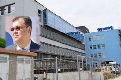 Župan Bajs iz samoizolacije: Veseli me činjenica da je izgradnja nove zgrade bolnice pri kraju