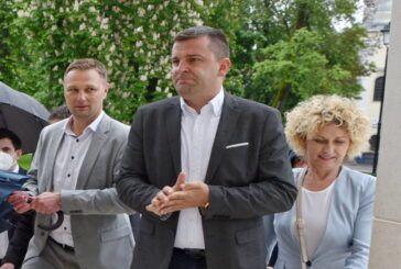 Hrebak o zajedničkom nastupu Demokratskog pokreta i SDP-a s Damirom Bajsom u drugom krugu izbora