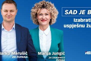 Kandidat za župana Marko Marušić poslao poruku svim žiteljima Bjelovarsko-bilogorske županije