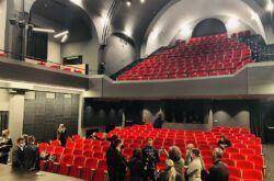 Grad Bjelovar dobio suvremeno kazalište - Nekadašnja sinagoga postaje središte kulturnog života