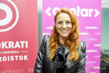 Kandidatkinja Centra za gradonačelnicu Danijela Hajdinjak Prihić zahvalila biračima i čestitala Hrebaku