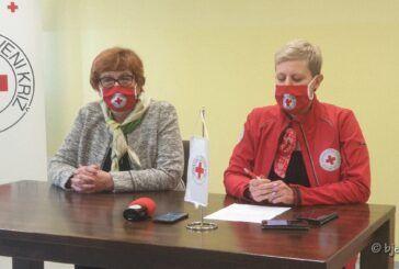 Županijski Crveni križ uručio 88 zahvalnica volonterima