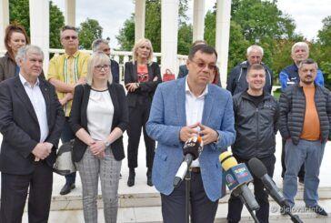 Bajs: Ne ulazim u to koje SDP-ovce Marušić prima u goste