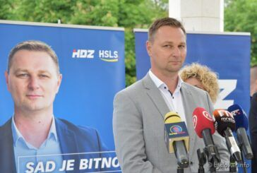 HSS BBŽ: Ukoliko bi Marušić dobio izbore on bi bio samo marioneta u rukama drugih HDZ-ovih moćnika