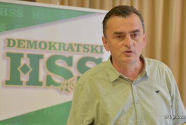 Demokratski HSS BBŽ donio odluku o pokretanju krivične prijave protiv Damira Bajsa