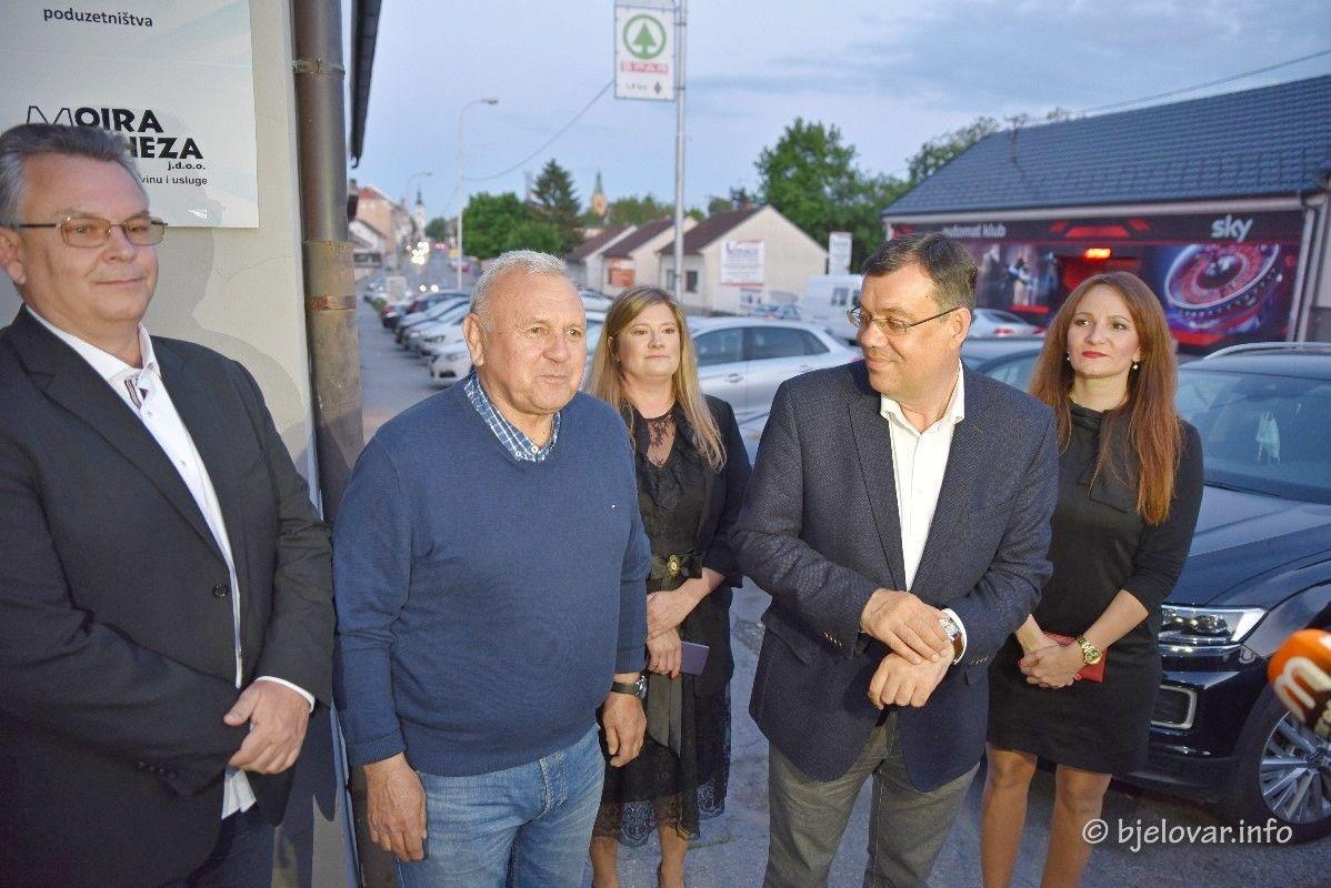 Damir Bajs izgubio izbore i uputio čestitke novom županu Marku Marušiću
