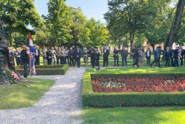 Dan državnosti u Bjelovaru obilježen odavanjem počasti poginulim hrvatskim braniteljima