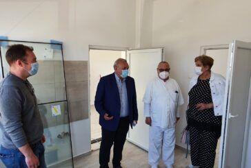 Zamjenik župana Neven Alić obišao obnovljenu ambulantu Doma zdravlja u Velikoj Trnovitici