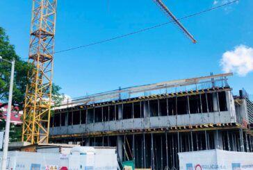 Bjelovarsko-bilogorska županija: Napreduju radovi na izgradnji nove zgrade Glazbene škole u Bjelovaru