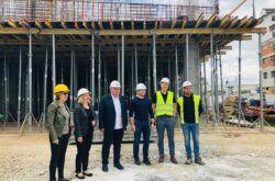 Odlično napreduju radovi na izgradnji nove zgrade Glazbene škole u Bjelovaru