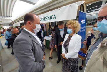 U Garešnici državni tajnik Velimir Žunac dao punu podršku Marku Marušiću i Mariji Jungić