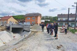 [ŽUPANIJA] U punom jeku radovi na rekonstrukciji mosta na potoku Željnjak u Općini Sirač – Vrijednost projekta 2 milijuna kuna