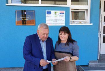 (ŽUPANIJA) Obnovljena i opremljena Osnovna škola u Bereku - Uloženo gotovo milijun kuna