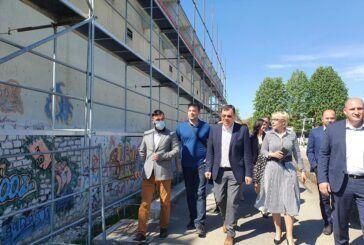 [ŽUPANIJA] Radovi idu prema planu na obnovi OŠ Vladimir Nazor u Daruvaru