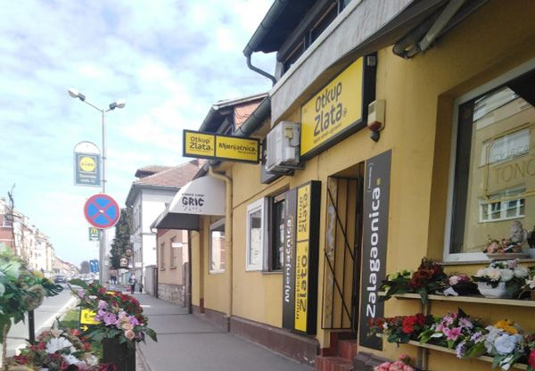 Aurodomus poslovnica Bjelovar