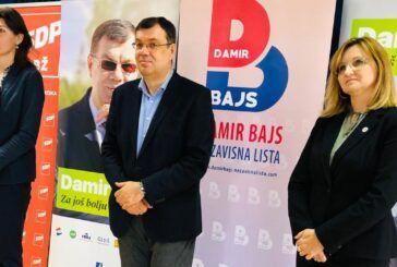 Domovinski pokret i SDP dao punu podršku kandidatu za župana Damiru Bajsu
