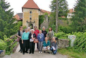 Bjelovarske Golubašice sudjelovale na Izložbi čipke u Ozlju