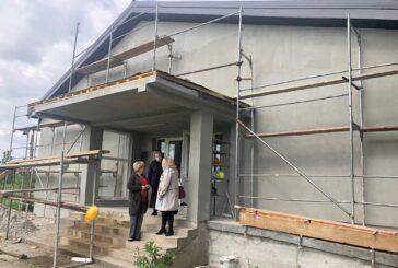 Temeljita obnova Područnih škola u Dapcu i Dautanu ide prema planu