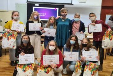 IV. osnovna škola Bjelovar organizirala natjecanje iz mađarskog jezika