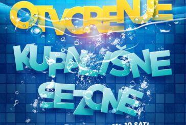 Najavljeno otvorenje bjelovarskih bazena i nešto skuplje ulaznice